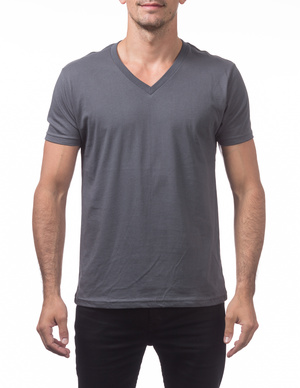 Lightweight Short Sleeve V-Neck T-Shirt