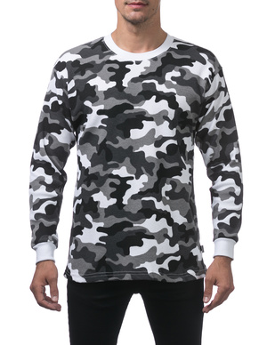 Heavyweight Cotton Long Sleeve Thermal Top