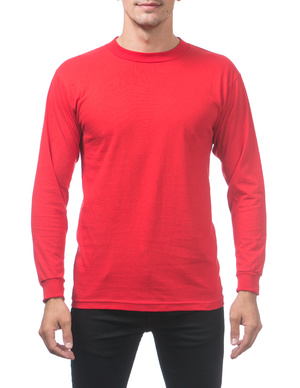 Comfort Cotton Long Sleeve T-Shirt