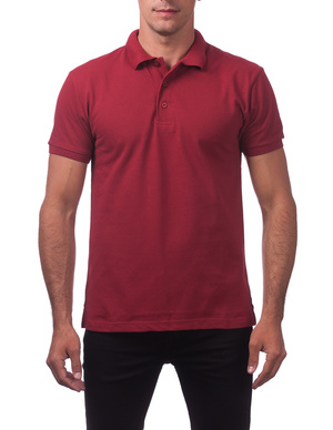 Pique Polo Cotton Short Sleeve Shirt