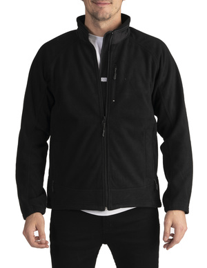 Micro Polar Softshell Sports Jacket