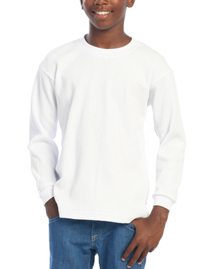 Pro Club Youth Long Sleeve Thermal Tee