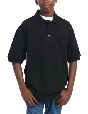 Pro Club Youth Pique Polo Shirt