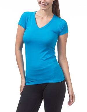 309dd0126da Women s Short Sleeve V-Neck Tee